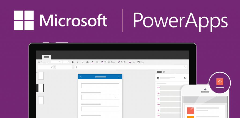 Microsoft PowerApps portal
