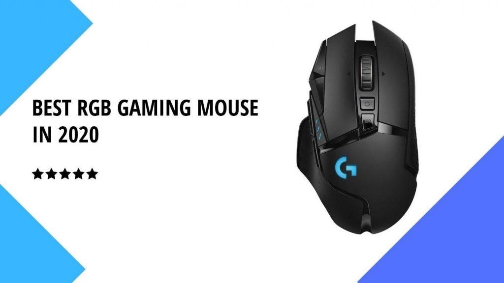 gaming rgb mouse